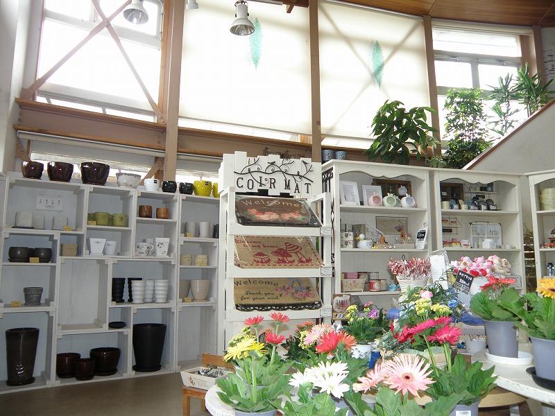 立花ガーデン 2F入口