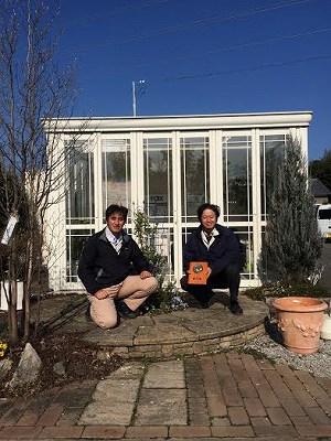 2016表彰式(3) 立花ガーデン